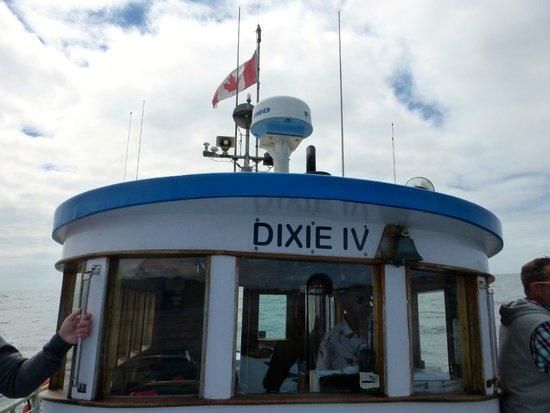 Subtidal Adventures: Dixie IV