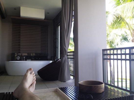InterContinental Fiji Golf Resort & Spa: Cleopatra bath
