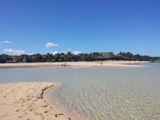InterContinental Fiji Golf Resort & Spa: Intercontinental from the water