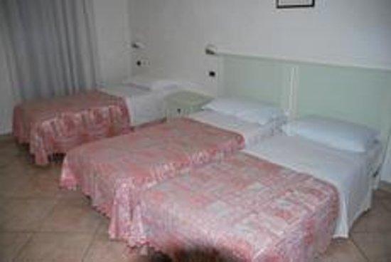 Universo Nord Hotel : 客室