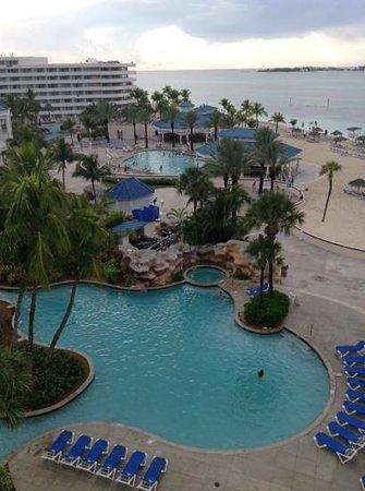 Melia Nassau Beach - All Inclusive: view from room 730
