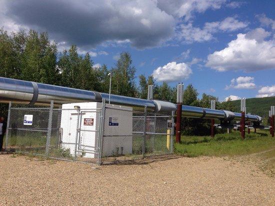 Gold Dredge 8 : Alyeska pipeline