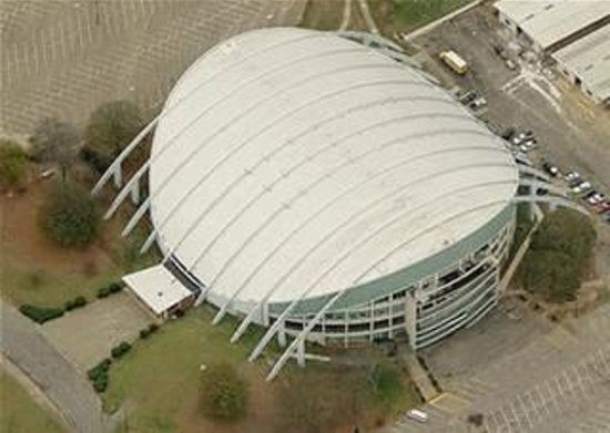Garrett Coliseum Montgomery All You Need To Know