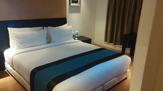 Davanam Sarovar Portico Suites: Bedroom