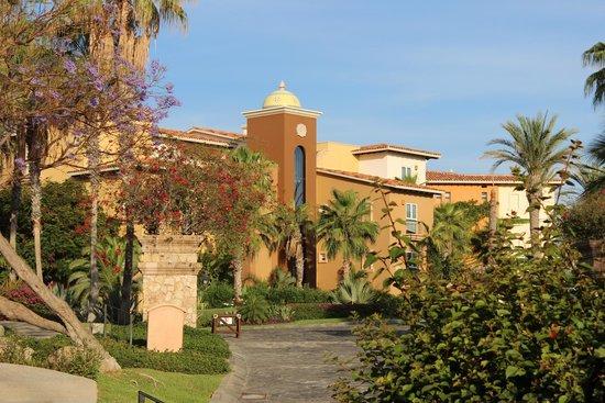 Hacienda del Mar Los Cabos: Architecture