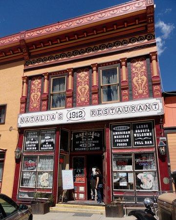 Natalia's 1912 Restaurant: Natalia's Silverton