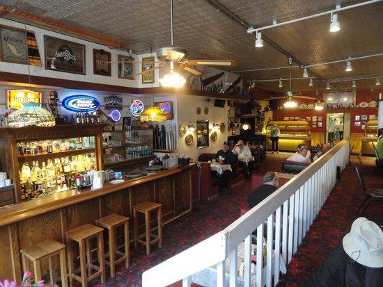 Natalia's 1912 Restaurant: Inside Natalia's Silverton