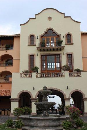 Hacienda del Mar Los Cabos : Sheratin main entrance