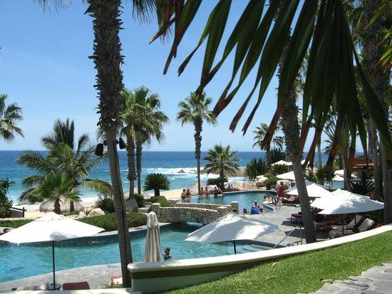 Hacienda del Mar Los Cabos : Pool views