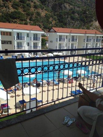 NOA Hotels Oludeniz Resort Hotel: Балкон