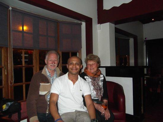 Nelson's Eye : Martina & Lothar Ullrich
