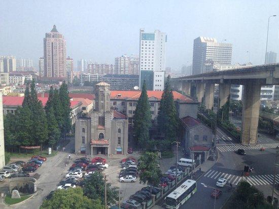 Wyndham Bund East Shanghai : View from 9 floor