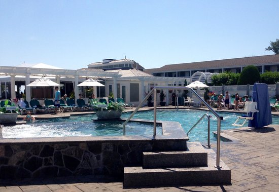 The Anchorage By the Sea: The pool