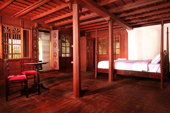 Soma Kerala Palace : Guest Room