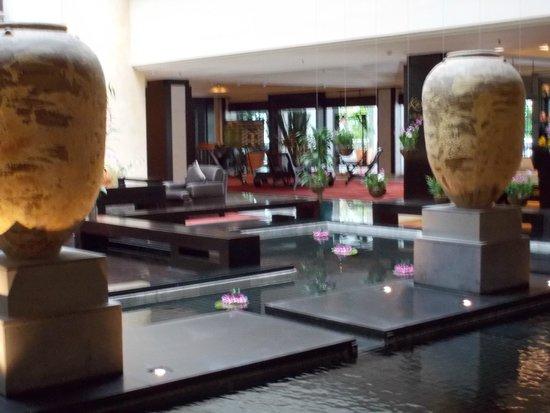 Anantara Riverside Bangkok Resort : lobby