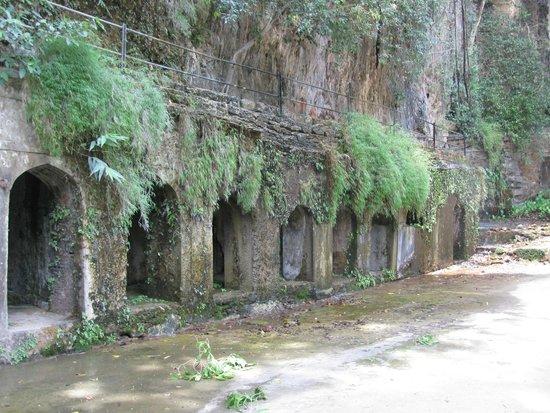 Pandav Falls and Caves