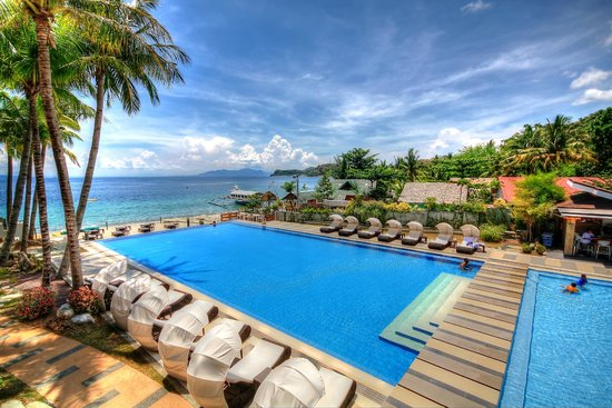 Infinity Pool Picture Of Infinity Resort Puerto Galera Tripadvisor