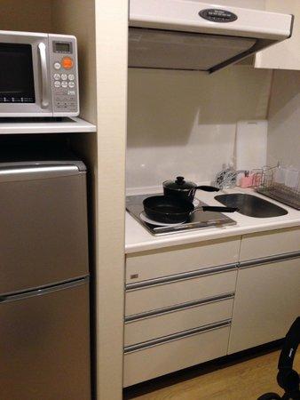 Fraser Residence Nankai Osaka : Kitchen