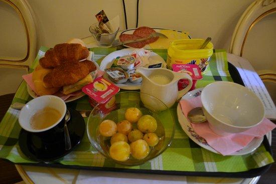 Bed And Breakfast Ca' Luisa: desayuno