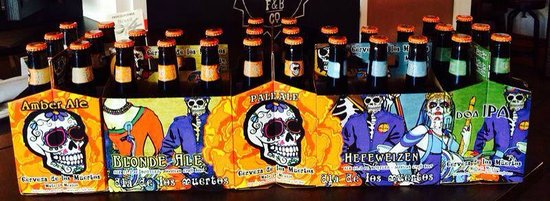 Craft F&B Co.: Day Of The Dead