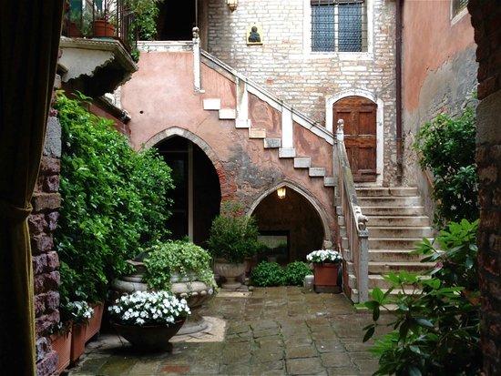 Residence Palazzo Odoni : Entranceway