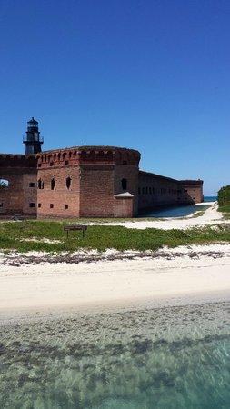 Yankee Freedom III: Southeast corner of fort
