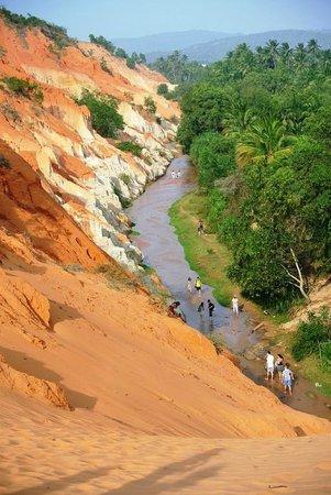 Thai Hoa Resort: Ручей Фей