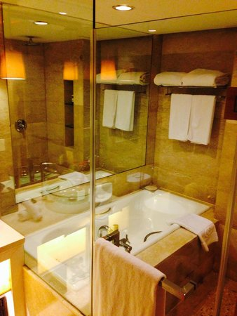 Sofitel Xian on Renmin Square: bathroom