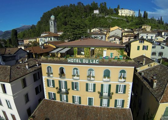 Hotel Du Lac : Roof Terrace at the 5th floor