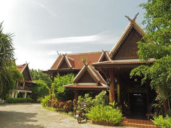 Baan Thai Resort: reception building