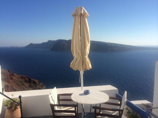 Esperas : Our balcony
