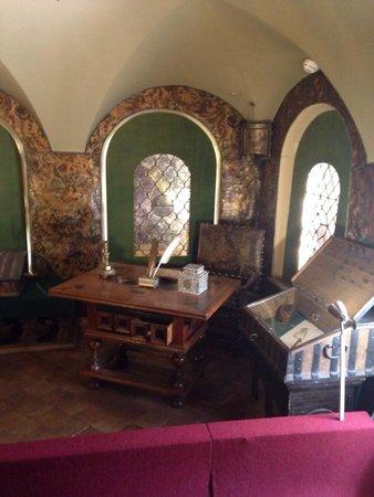 Chambers of The Romanov Boyars: Кабинет