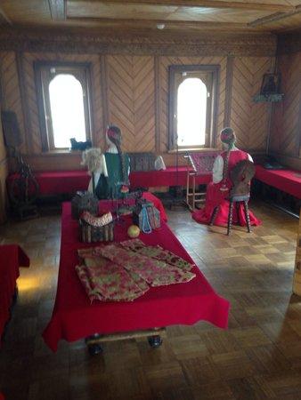 Chambers of The Romanov Boyars: Самая светлая комната