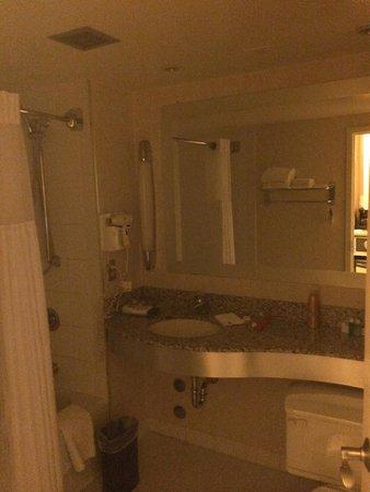 Novotel Toronto Centre: Bathroom