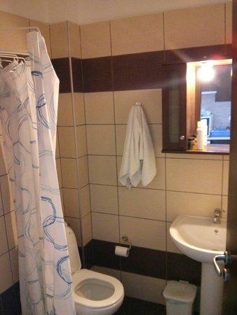 Sea-View Apartments : Il bagno