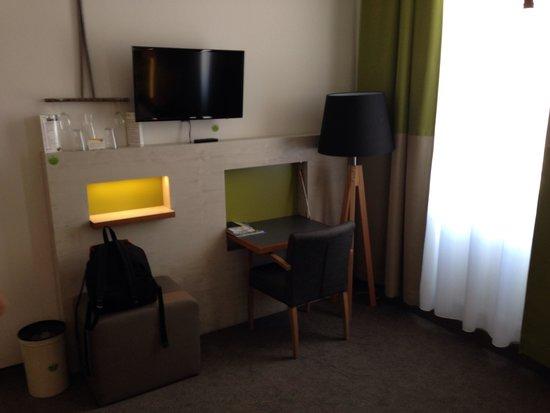 Boutique Hotel Stadthalle: Das Familienzimmer