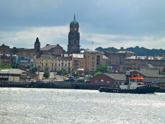 Places to eat in liverpool docks