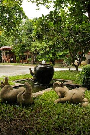 Baan Thai Resort : fountain