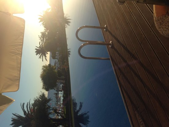 lti Louis Grand Hotel : Early evening swim up
