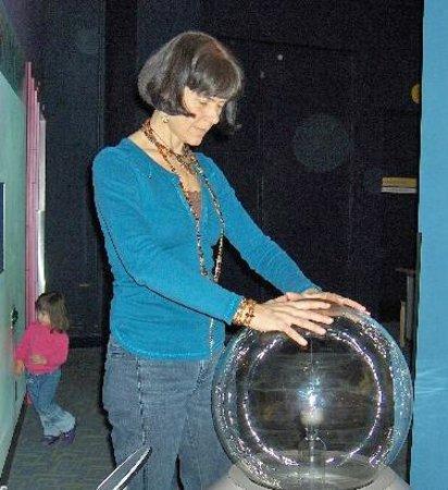 Science World: magic light