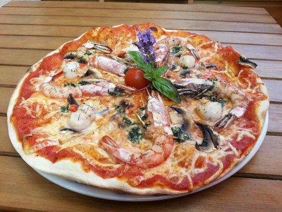 Le San Marco : Pizza Celtique