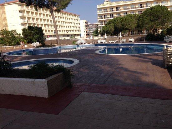 Hotel Best Mediterraneo: Pool