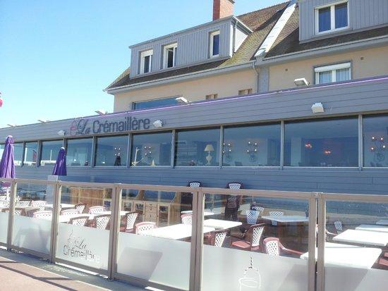 La Cremaillere: restaurant