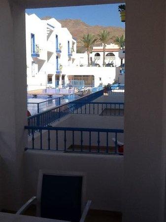 Punta del Cantal Hotel: balconies