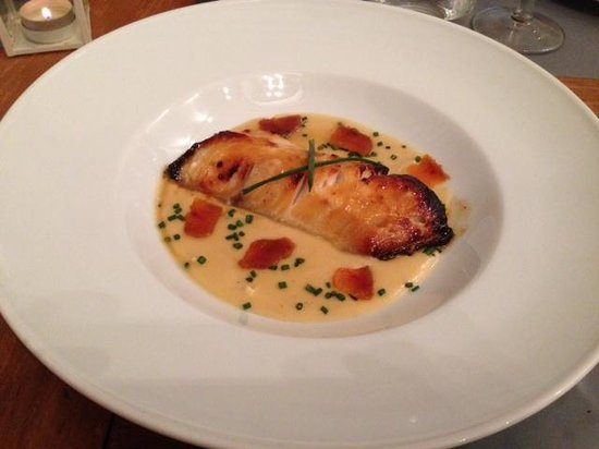Kalita Restaurant / Black Cod