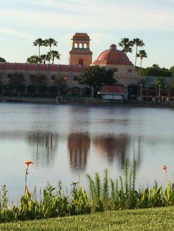 Disney's Coronado Springs Resort: beautiful views