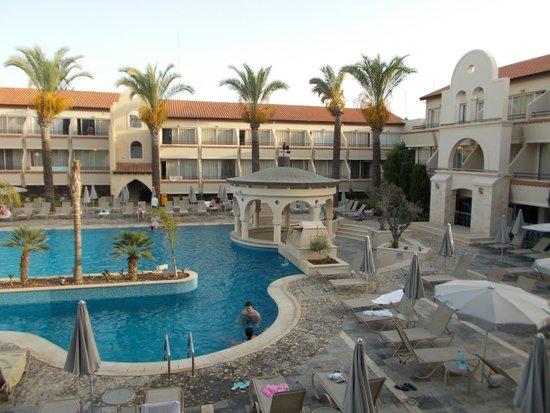 Napa Plaza Hotel: hotel
