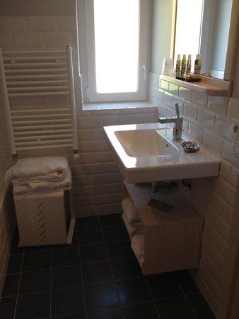 Maison Tirel-Guerin: Bathroom