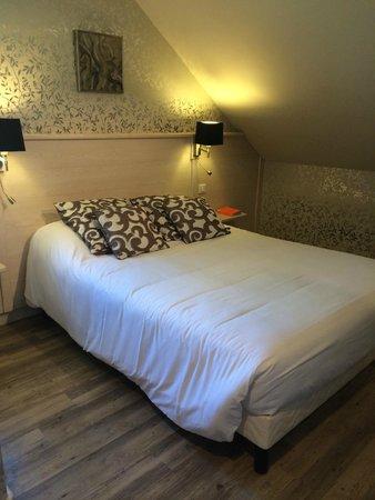 Maison Tirel-Guerin : Bedroom