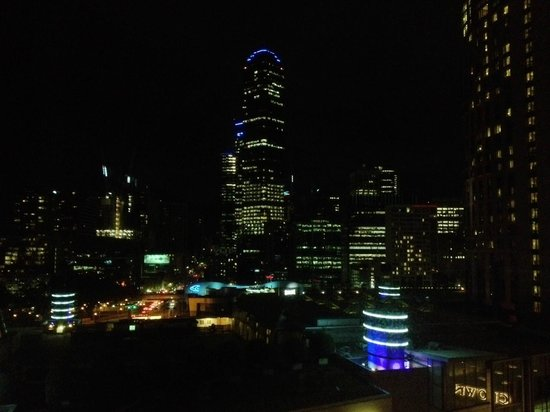 Crown Promenade Melbourne: The view